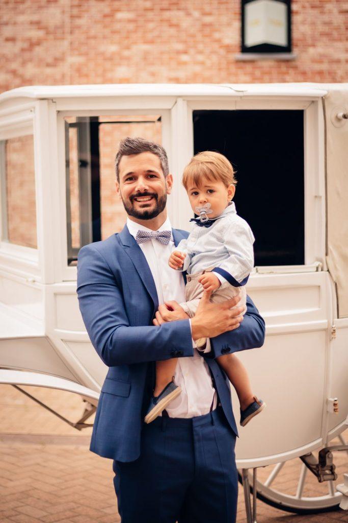 Boda Covid en Belgica Jana y Timmy 5 - BodasCovid: Como Jana y Timmy se Casaron con las Medidas ¡y Estando Embarazada!