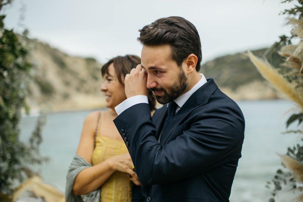 """Bodacovid en la playa en Alicante 12 - La """"BodaCovid Playera"""" de Paula y Damian"""