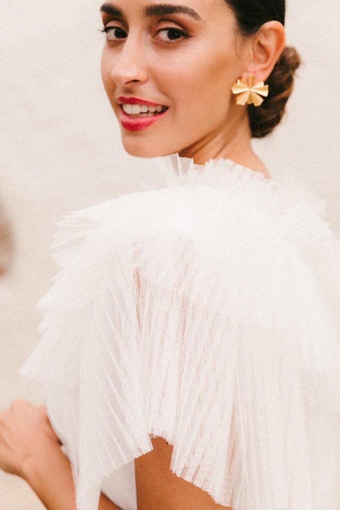 """Vestidos de novia 2020 minimal Cuba Libre de Lamarye 108 - """"Cuba Linda"""" Los Vestidos de Novia Minimal"""