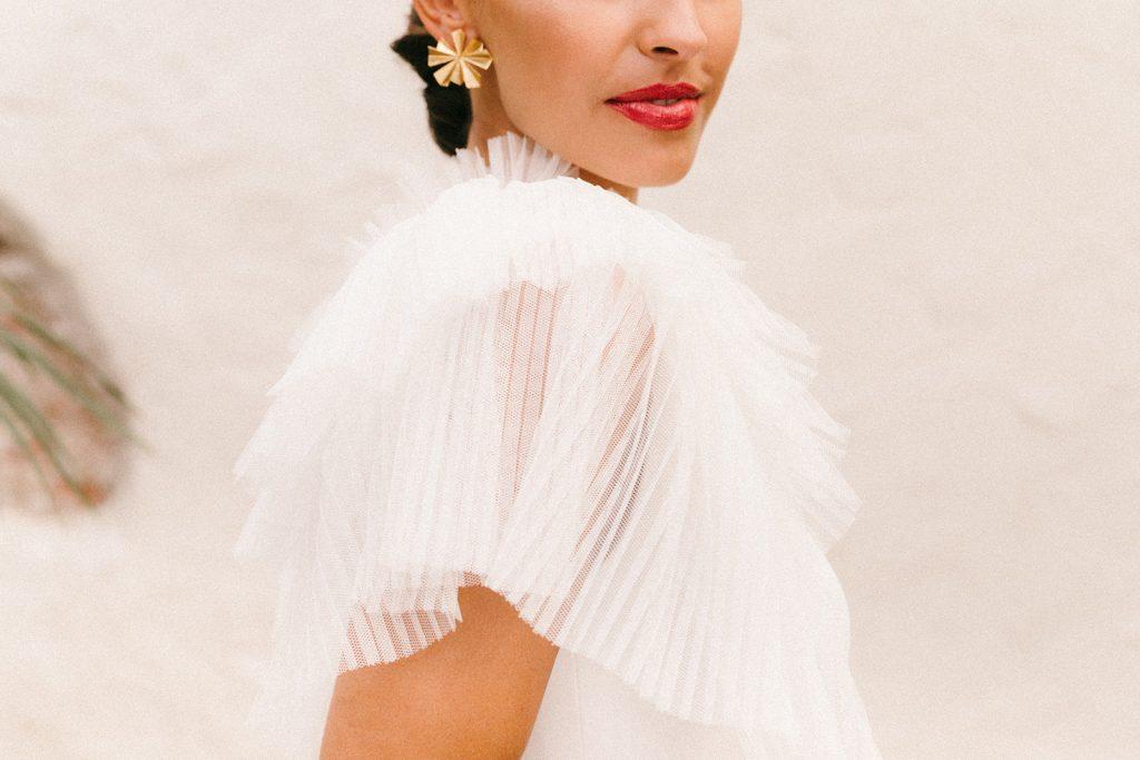 """Vestidos de novia 2020 minimal Cuba Libre de Lamarye 109 - """"Cuba Linda"""" Los Vestidos de Novia Minimal"""