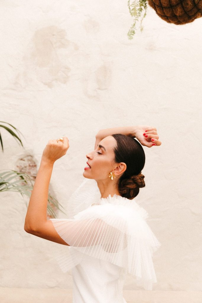 """Vestidos de novia 2020 minimal Cuba Libre de Lamarye 119 - """"Cuba Linda"""" Los Vestidos de Novia Minimal"""