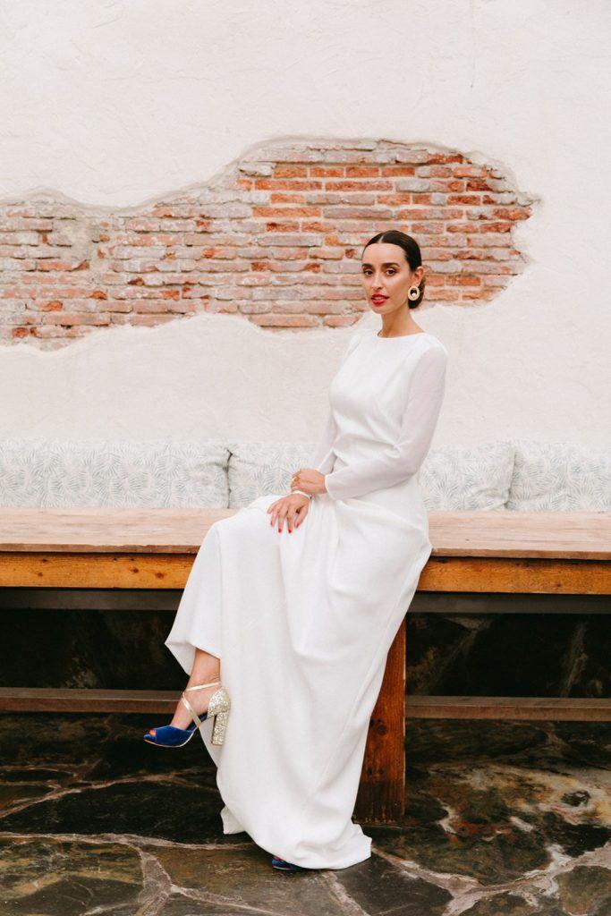 """Vestidos de novia 2020 minimal Cuba Libre de Lamarye 94 - """"Cuba Linda"""" Los Vestidos de Novia Minimal"""