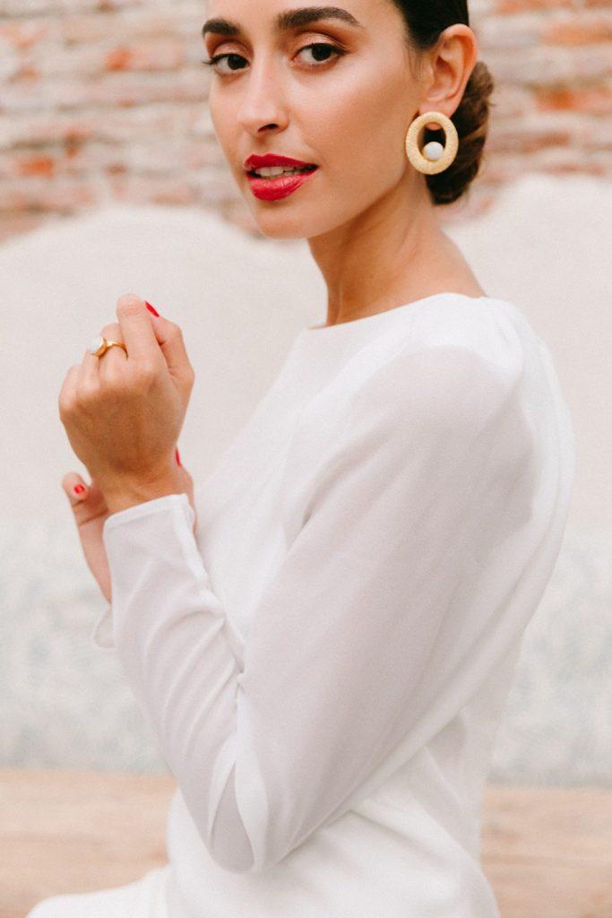 """Vestidos de novia 2020 minimal Cuba Libre de Lamarye 96 - """"Cuba Linda"""" Los Vestidos de Novia Minimal"""