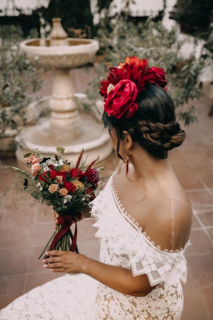 Inspiracion elopement Frida Khalo 8 - Inspiración Elopement con un Toque de Frida Khalo