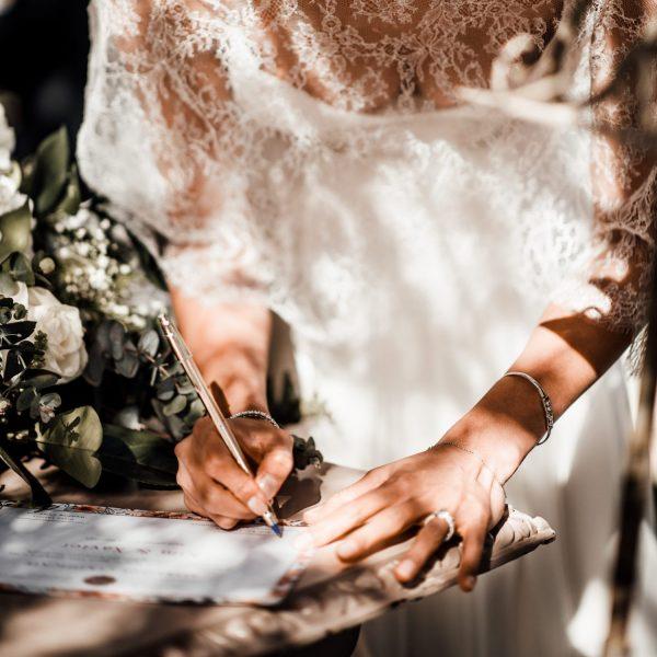 certificado de matrimonio boda civil