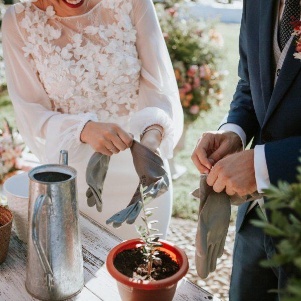 guion plantar un arbol boda civil