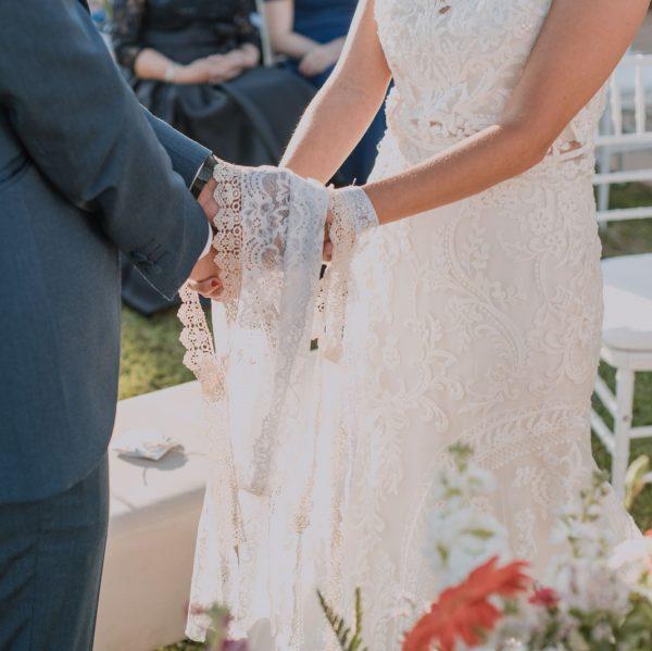 ritual del atado de las manos guion boda civil
