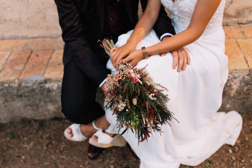 Flores secas para novias - 5 Ideas para que tu Boda salga de lo Tradicional