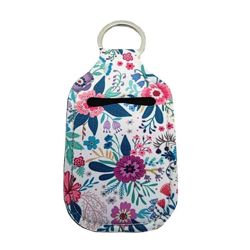 llavero para gel floral - Ideas para los Detalles de Boda para Mujeres