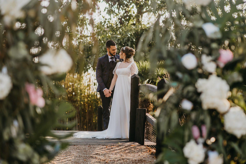 boda inspirada en bridgerton the wedding