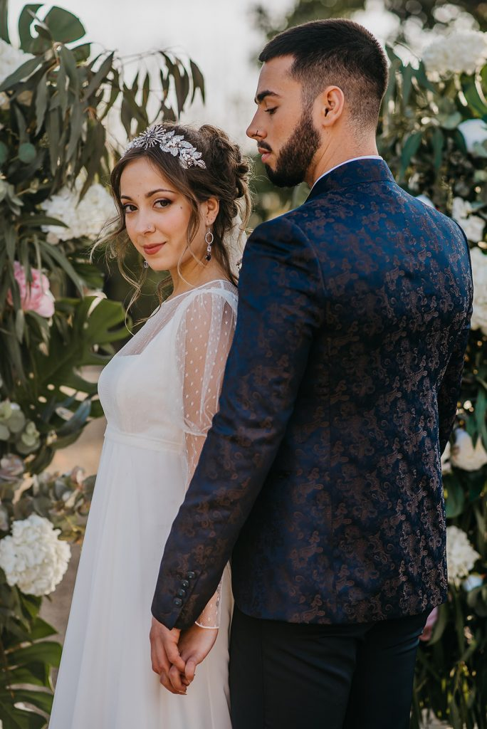 Inspiración Bridgerton's Wedding