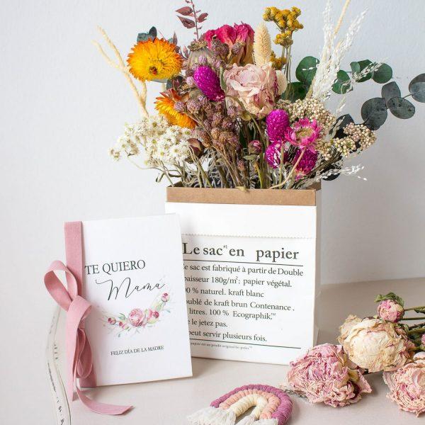 Flores Dia de la Madre Portada