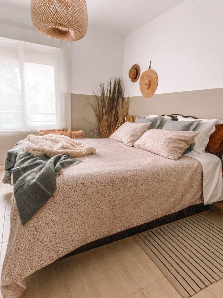 Textiles y fundas nórdicas para dormitorios de primavera (2)