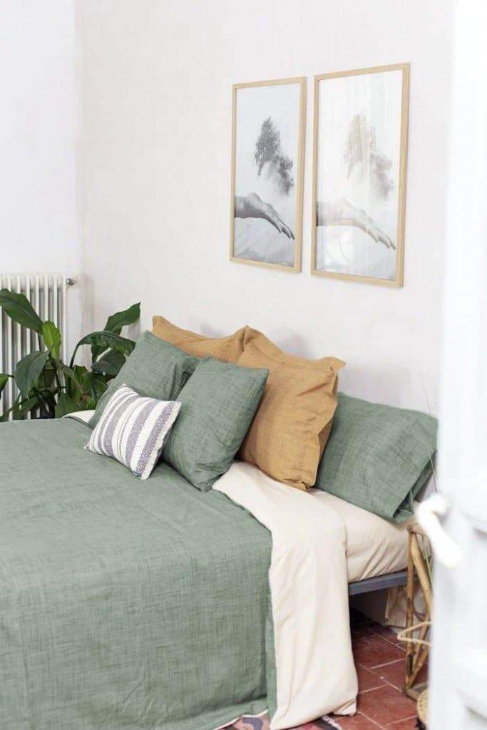 juego funda nordica funda almohada calma coleccion natural vibe 165585 700x1050 - 10 Tendencias para las Camas y Dormitorios de Primavera