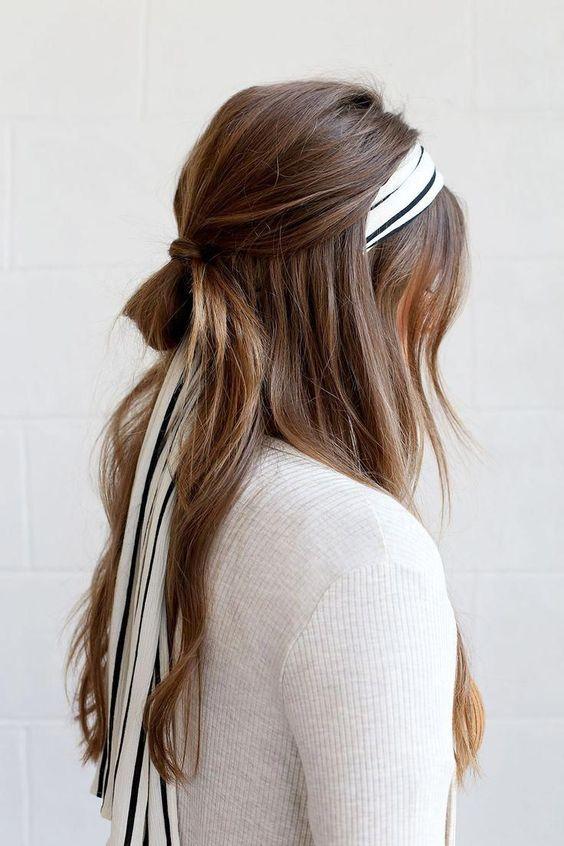 Peinados para bodas pelo suelto 2 - Los Peinados de Novia más de Moda de este Año