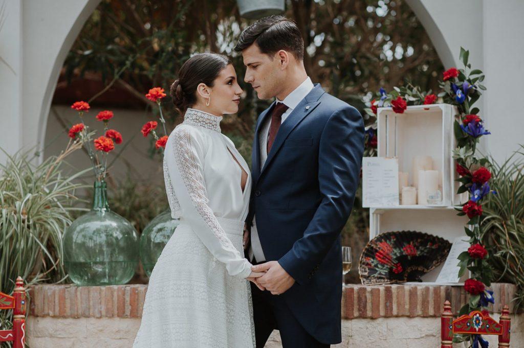 inspiracion boda tradicional andaluza 27 - Raíces: Inspiración para una Boda Tradicional Andaluza