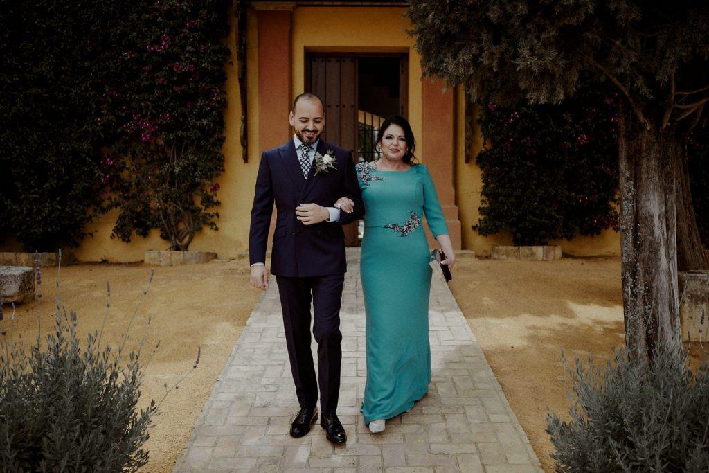 Bodacovid en Sevilla 2021 José y Jesús