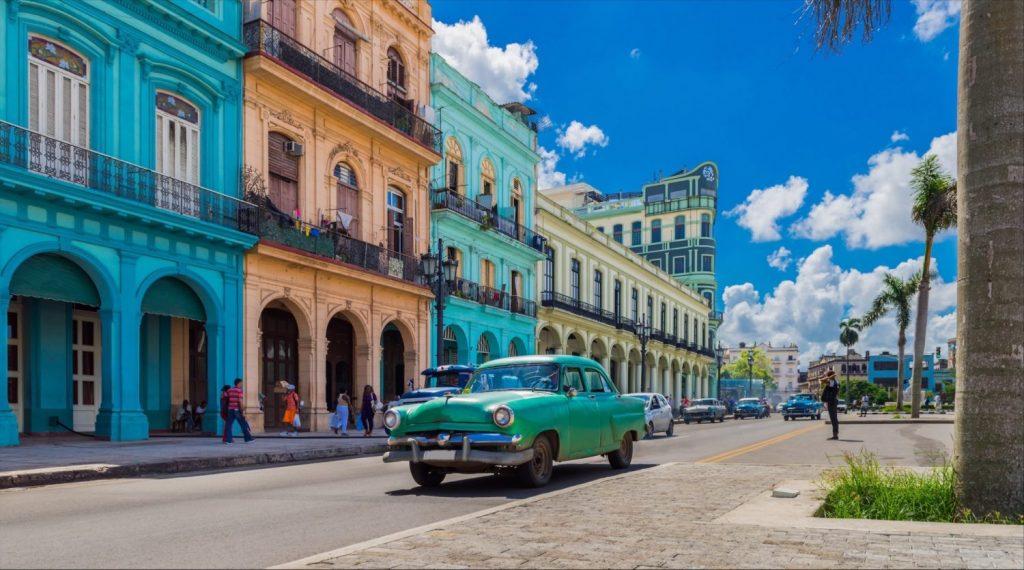 Todo lo que  necesitas saber para visitar la Habana Vieja durante tu luna de miel en Cuba