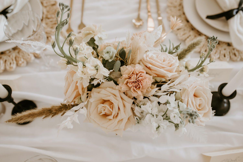 Ideas para la decoración de una boda minimalista