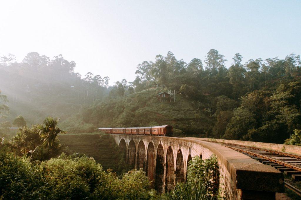 Luna de miel de aventura en Sri Lanka