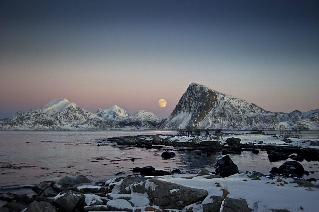 Luna de miel de aventura en Spitsbergen, Noruega