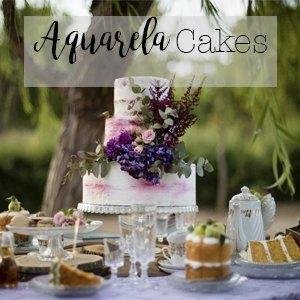 Aquarela Cakes - Tartas para Bodas